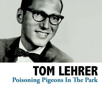 Tom Lehrer: Poisoning Pigeons In The Park (studio solo ...