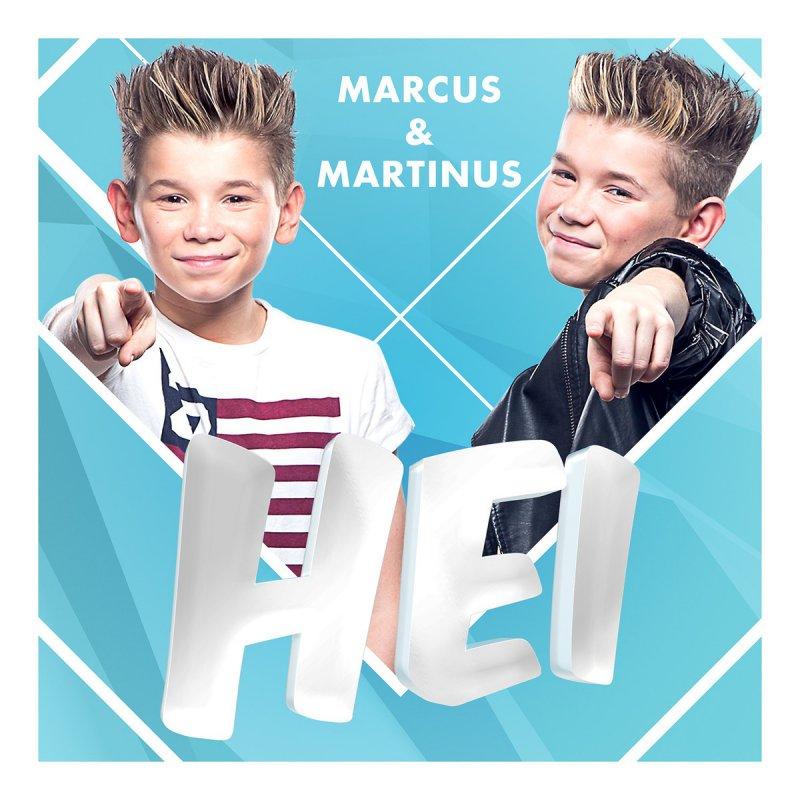 Marcus og martinus slalom