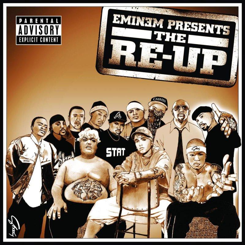 دانلود آلبوم Presents: The Re-Up از Eminem