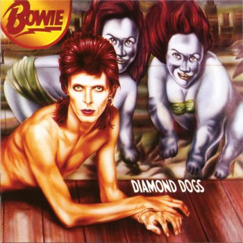 Testi Diamond Dogs (30th Anniversary Edition)
