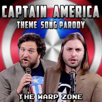 captain america theme song parody testo the warp zone testi canzoni mtv. Black Bedroom Furniture Sets. Home Design Ideas