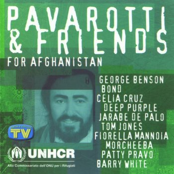Pavarotti & Friends for Afghanistan
