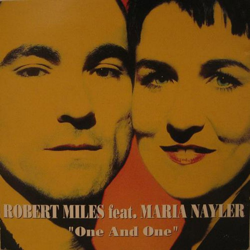 Image result for Robert Miles - One & One