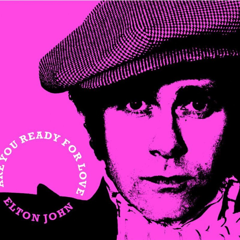 Elton john - are you ready for love - youtube