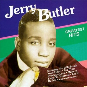 "Testi Platinum Pop ""Best of"" Series Presents Jerry Butler"