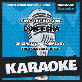 Testi Don't Cha (Originally Performed by the Pussycat Dolls) [Karaoke Version]