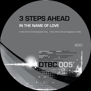 Testi In the Name of Love - EP (Negative A Refix)