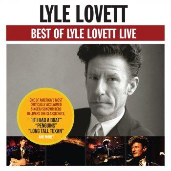 Testi Best of Lyle Lovett - Live