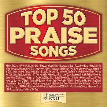 Top 50 Praise Songs by Maranatha! Music album lyrics