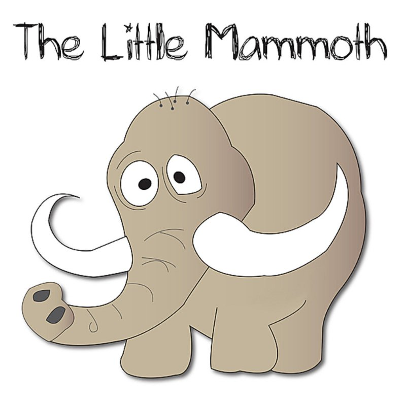 el mamut chiquitito queria volar