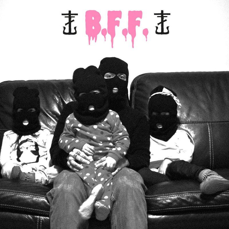 Frank Iero, Lily Iero & Cherry Iero - B.F.F. (feat. Lily ...