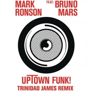 Testi Uptown Funk (feat. Bruno Mars) [Trinidad James Remix] - Single
