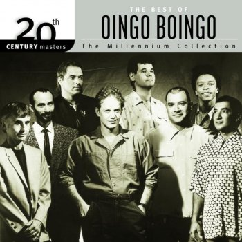 Testi 20th Century Masters - The Millennium Collection: Best of Oingo Boingo
