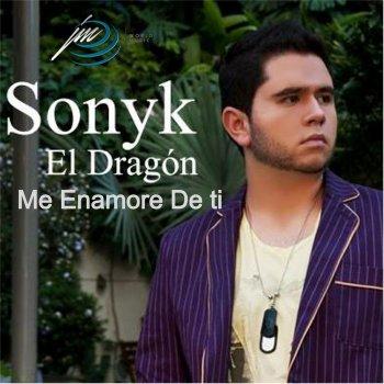 la cancion me enamore de ti sonyk el dragon