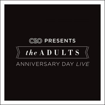 Testi Anniversary Day (with The CSO) [Live]