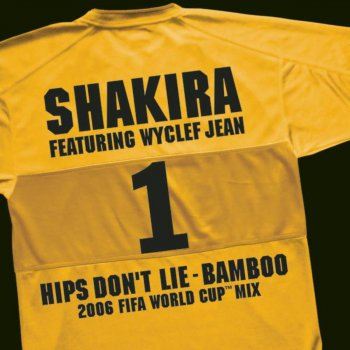 Hips Don't Lie - Bamboo lyrics – album cover
