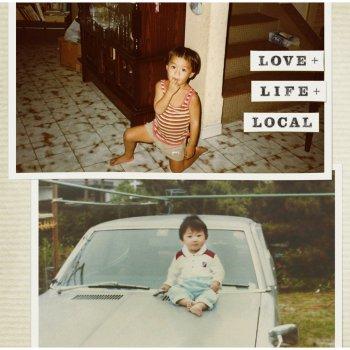 Love+Life+Local                                                     by kimaguren – cover art