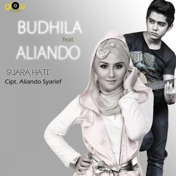 Suara Hati by Budhila feat. Aliando - cover art