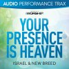 Your Presence Is Heaven (High Key Without Background Vocals) lyrics – album cover