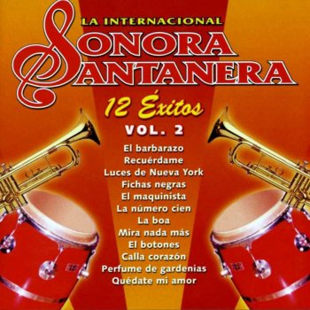 Testi 12 Éxitos la Internacional Sonora Santanera, Vol. 2