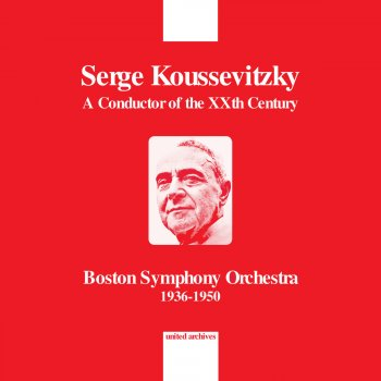 Serge Koussevitzky - A Conductor of the XXth Century Vocalise, Op. 34, No. 14 - lyrics