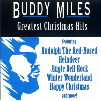 Buddy Miles: Greatest Christmas Hits - cover art