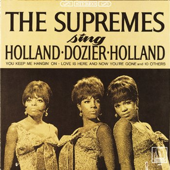 Testi The Supremes Sing Holland-Dozier-Holland