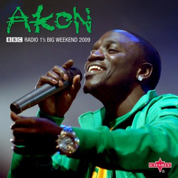 Testi BBC Radio 1's Big Weekend 2009: Akon (Live)