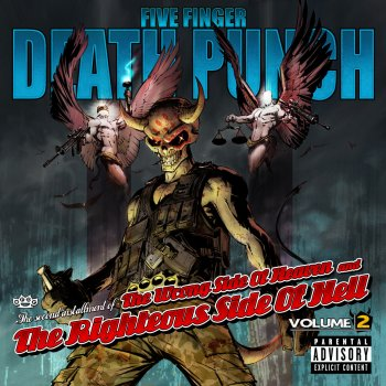 House of the Rising Sun by Five Finger Death Punch - cover art