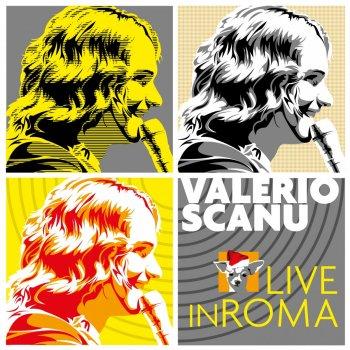 Testi Valerio Scanu Live in Roma