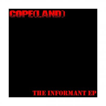 The Informant EP - cover art
