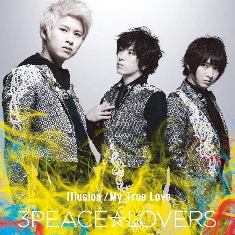 3peace lovers illusion
