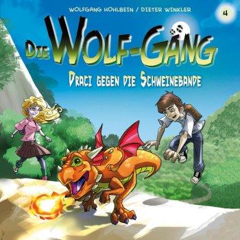 Testi Die Wolf Gäng, Vol. 4: Draci gegen die Schweinebande!