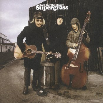 Sun Hits the Sky by Supergrass - cover art