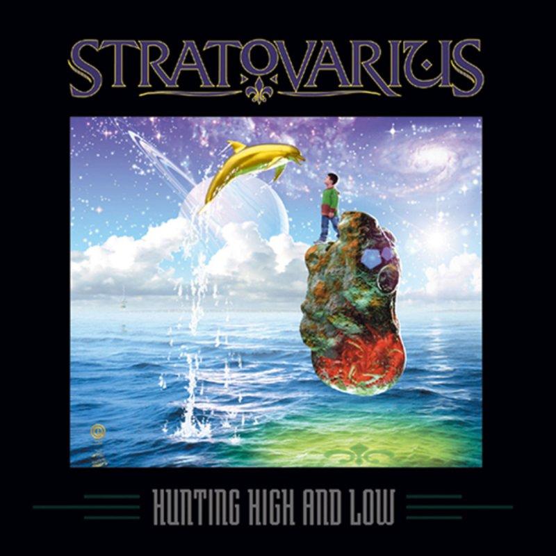 stratovarius-hunting high and low lyrics - YouTube