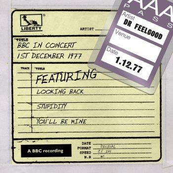 Testi Dr Feelgood - BBC In Concert (1st December 1977)