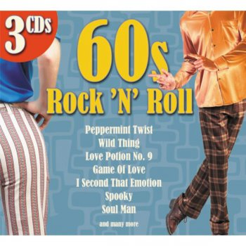 60s Rock 'N' Roll by Various Artists album lyrics | Musixmatch
