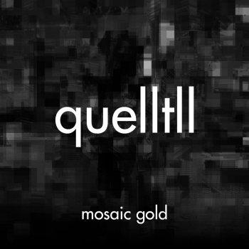 Testi Mosaic Gold