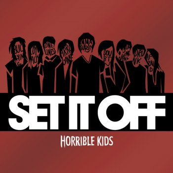 Horrible Kids by Set It Off - cover art