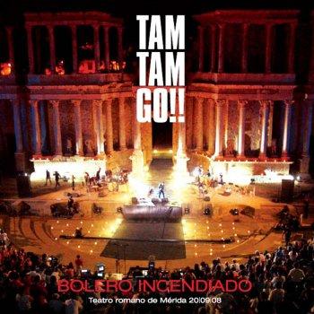 Testi Boléro Incendíado - Teatro Romaño de Mérida 20/09/08