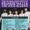 Greatest Hits The Four Seasons - cover art