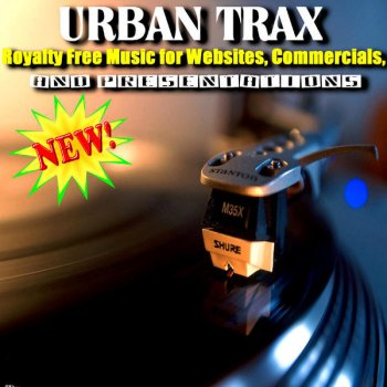 Testi Urban Trax - Royalty Free Music for Websites, Commercials, and Presentations