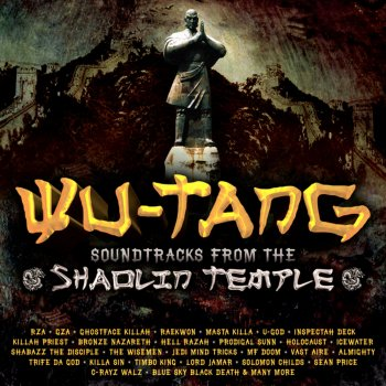 Testi Soundtracks from the Shaolin Temple