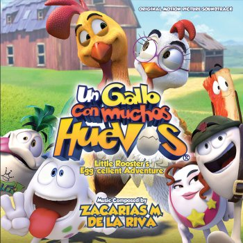 Testi Un gallo con muchos huevos (Original Motion Picture Soundtrack)