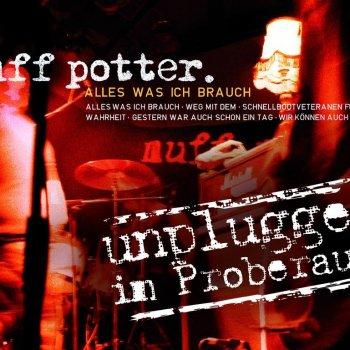Testi Alles was ich brauch: Unplugged im Proberaum