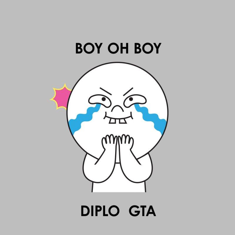 diplo gta boy oh boy twrk edit