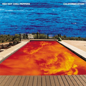 Californication lyrics – album cover