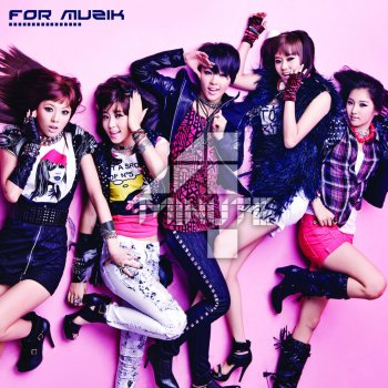 Hot Issue by 4Minute - cover art