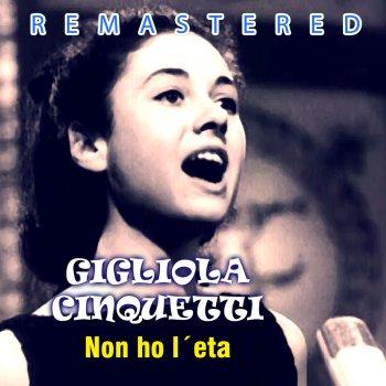 Testi Non ho l´eta (Remastered)