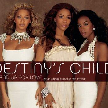 Testi Stand Up for Love (2005 World Children's Day Anthem)